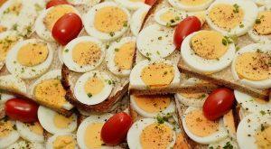 Egg Sandwich Egg Bread Yolk - congerdesign / Pixabay