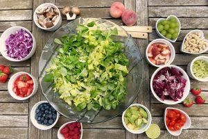 Salad Fruits Berries Healthy - silviarita / Pixabay
